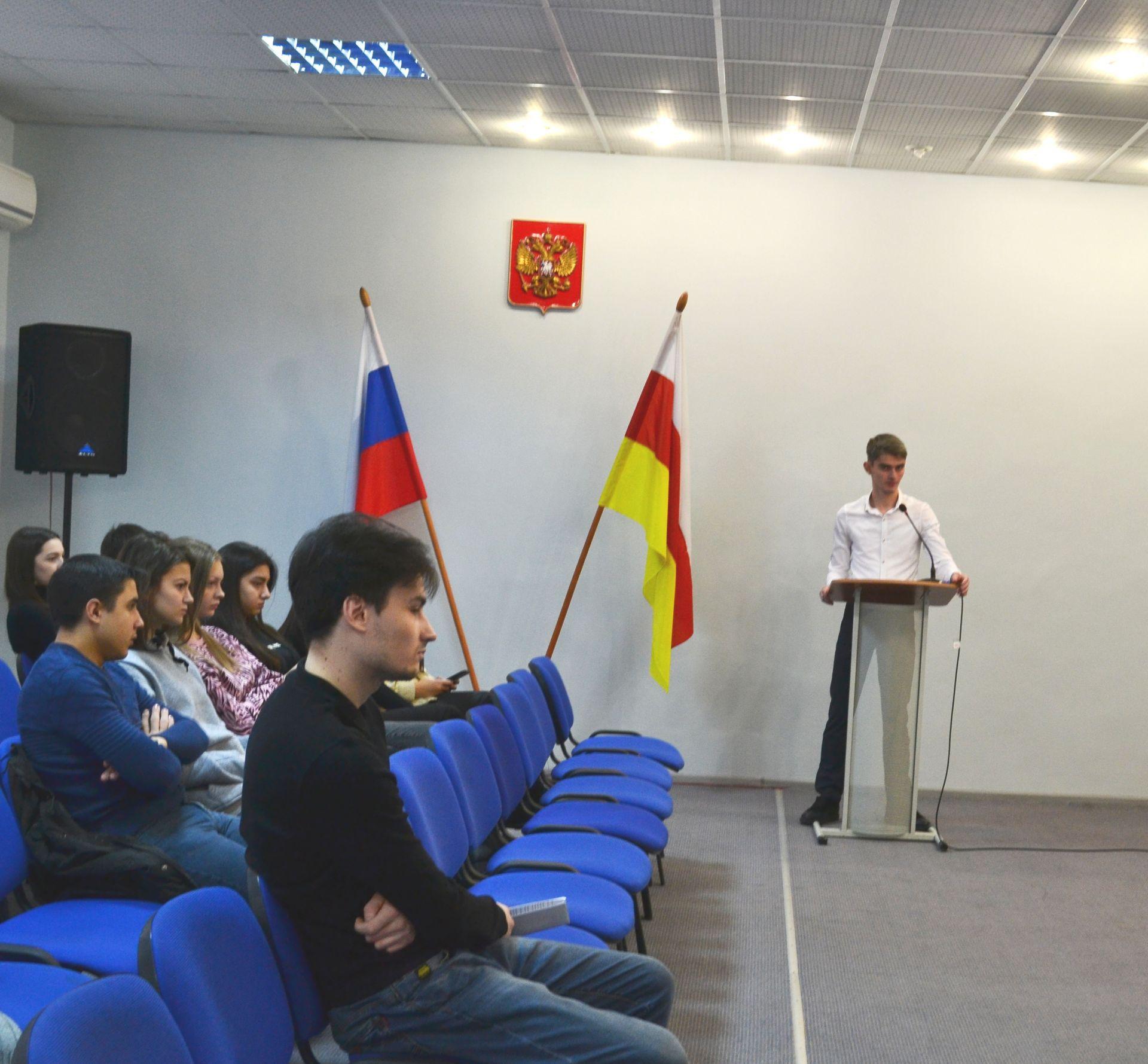 Во Владикавказском институте управления состоялся круглый стол «Криминологические особенности предупреждения преступности».