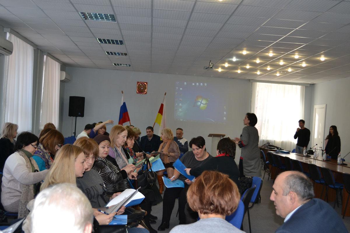 В ВИУ прошел семинар для руководителей общеобразовательных организаций
